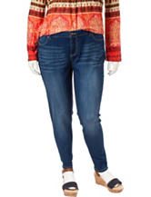 Hannah Plus-size Skinny Jeans