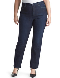 Gloria Vanderbilt Plus-size Amanda Bling Jeans