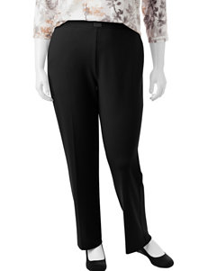 Alfred Dunner Plus-size Proportioned Short Length Pants