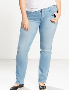 Levis 414 Plus-size Relaxed Straight Leg Jeans