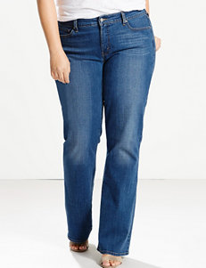 Levi's 415 Plus-size Relaxed Bootcut Jeans