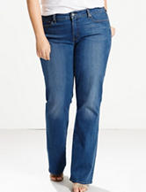 Levis® 415™ Plus-size Medium Wash Relaxed Bootcut Jeans