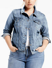 Levi's® Plus-size Denim Trucker Jacket