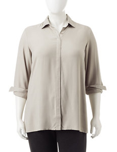 Valerie Stevens Plus-size Tunic Top