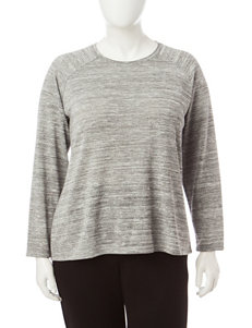 Cathy Daniels Grey Pull-overs