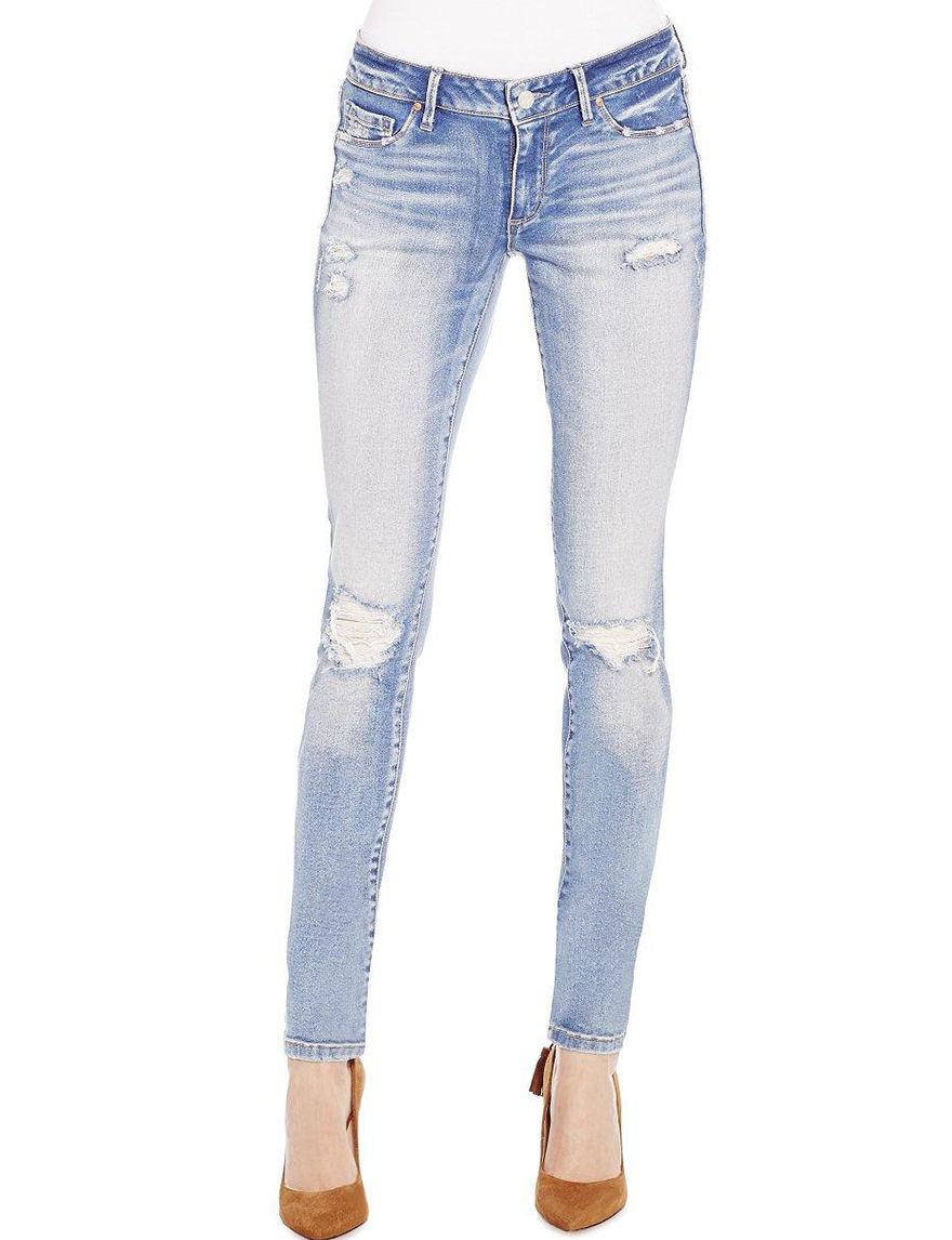 Jessica Simpson Blue Skinny