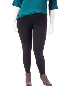 One 5 One Black Soft Pants
