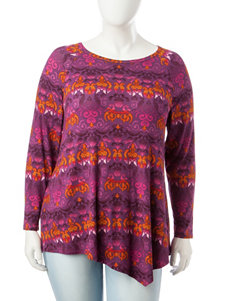 Zac & Rachel Purple Tunics