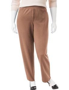 Rebecca Malone Plus-size Pull-On Ponte Pants