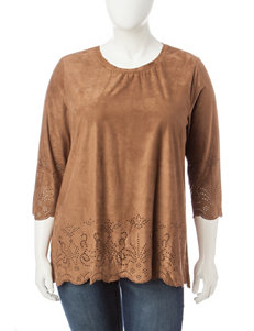 Hannah Beige Shirts & Blouses
