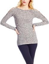 Jessica Simpson Plus-size Bodycon Knit Top