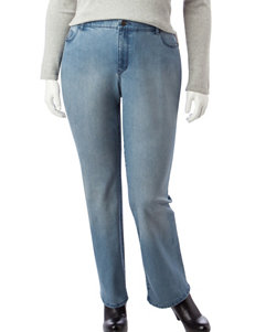 Gloria Vanderbilt Plus-size Curvy Bootcut Jeans