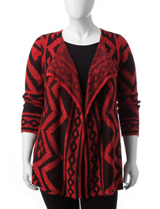 Energe Red Cardigans