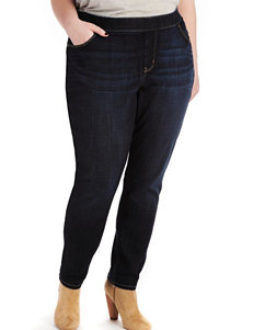 Lee Dark Blue Jeggings