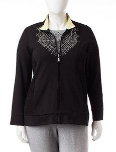 Alfred Dunner Plus-size Embellished Jacket