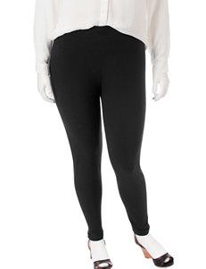 RU.OK Plus-size Basic Leggings