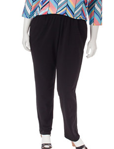 Ruby Road Plus-size Regular Length French Terry Pants