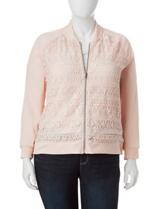 Signature Studio Blush Bomber & Moto Jackets