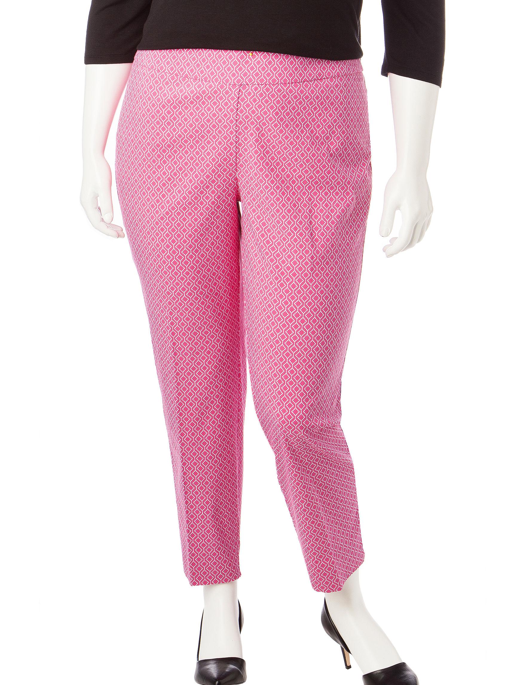 Valerie Stevens Pink Soft Pants