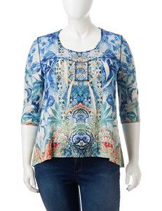 Energe Beige Shirts & Blouses