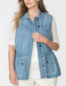 Chaps Plus-size Reservoir Vest