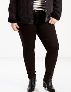 Levi's Plus-size 711 Skinny Jeans