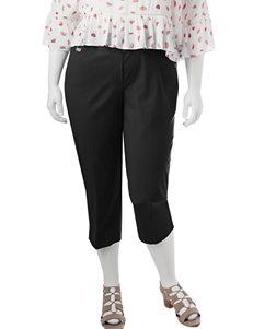 Valerie Stevens Plus-size Millenium Capri Pants