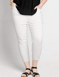 Signature Studio White Skinny