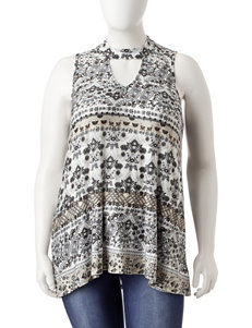 Energe Medium Grey Shirts & Blouses