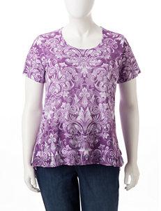 Rebecca Malone Plum Shirts & Blouses