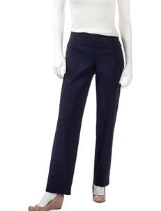 Briggs New York Navy Soft Pants