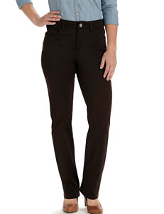 Lee Petite Deep Chocolate Monroe Classic Jeans