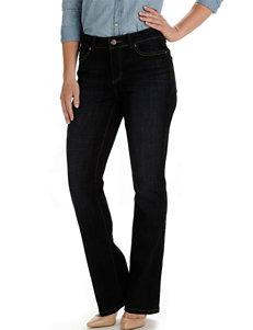 Lee® Petite Rinse Alanna Modern Curvy Bootcut Jeans
