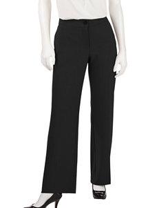 Briggs Petite Solid Color Bi-Stretch Pants