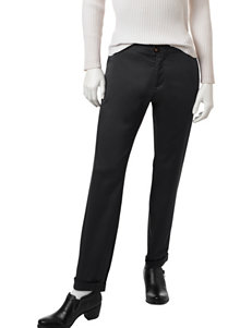 Dockers Black Tapered