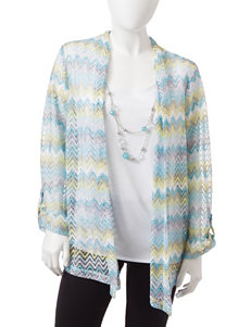 Alfred Dunner Multi Cardigans