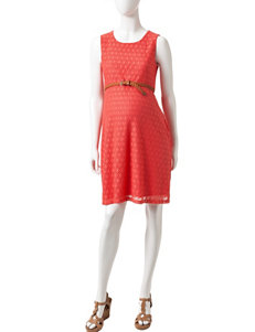 Three Season Maternity Coral Everyday & Casual