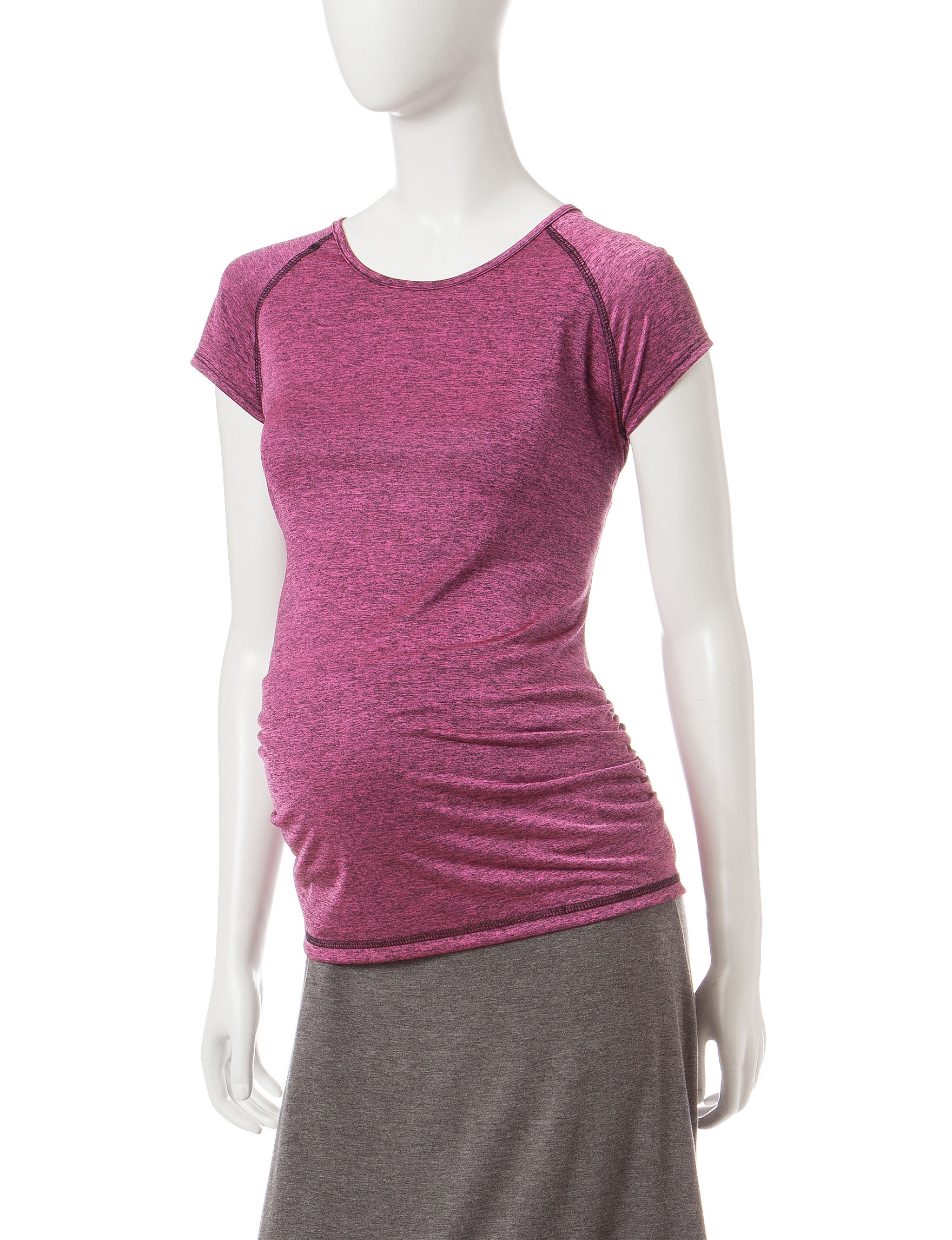 Three Season Maternity Pink