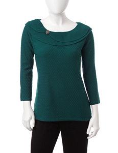 Rebecca Malone Petite Marilyn Knit Sweater