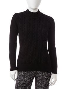 Rebecca Malone Petite Chunky Knit Sweater