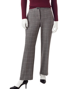 Briggs New York Grey Plaid Regular