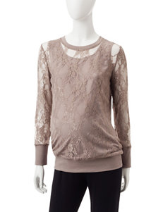 Three Season Maternity Taupe