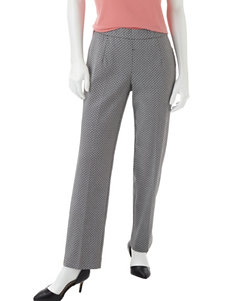 Briggs New York Silver Soft Pants