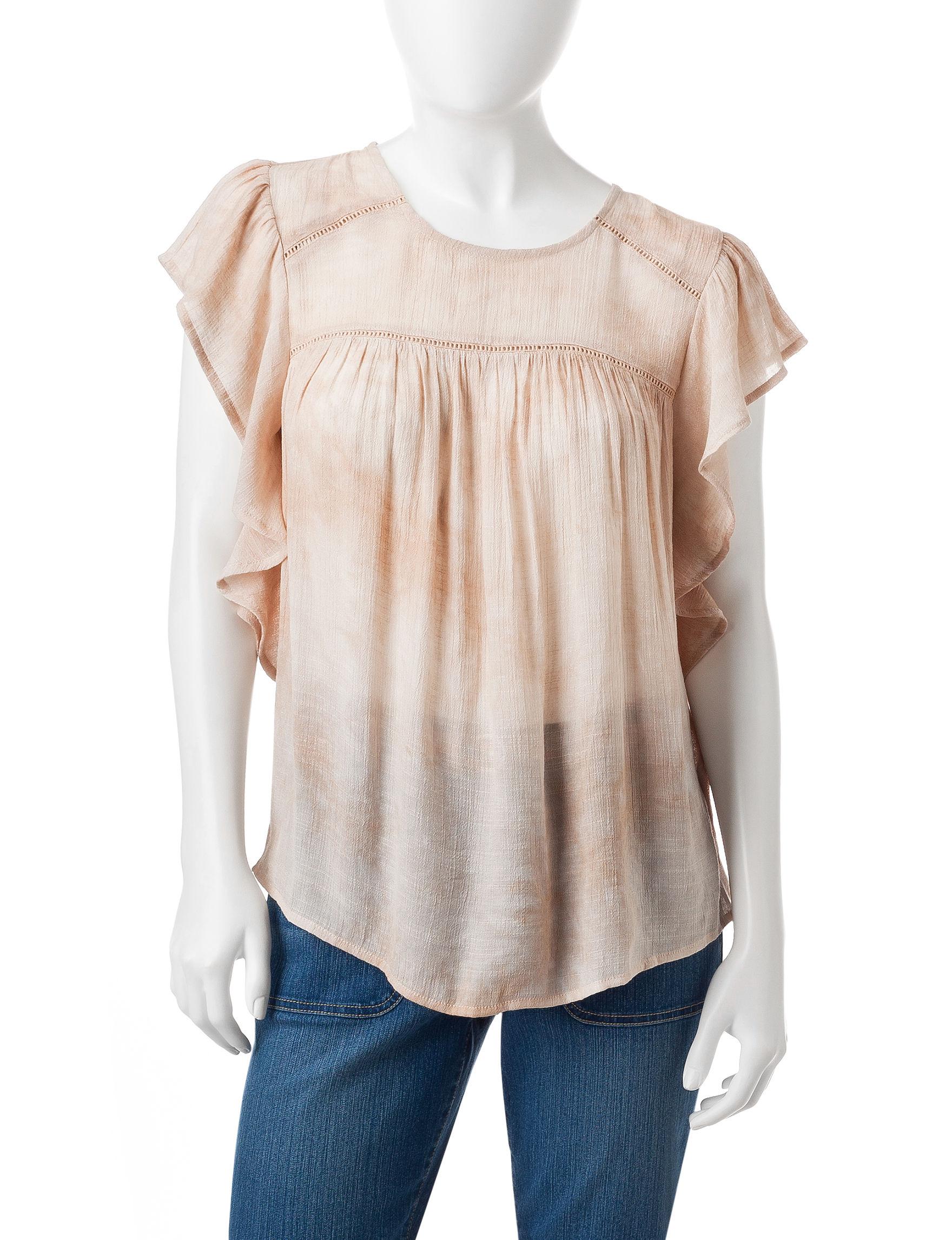 Spense Brown Shirts & Blouses