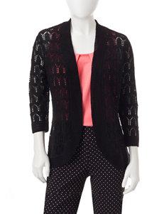 Rebecca Malone Black Sweaters