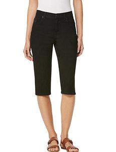 Gloria Vanderbilt Petite Amanda Skimmer Capri Pants