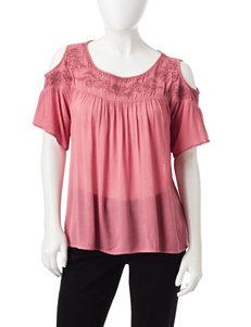 Earl Jean Rose Shirts & Blouses