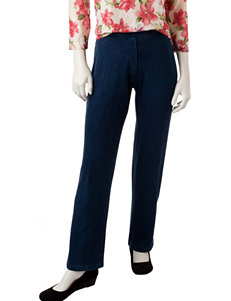 Cathy Daniels Petite Pull-On Short Length Pants