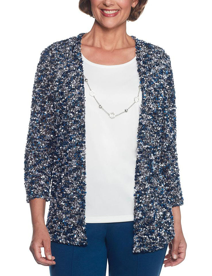 Alfred Dunner Lapis Sweaters
