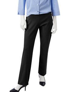 Briggs New York Black Soft Pants